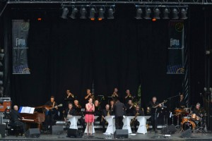 Jazz Band 007 Fimu 2014
